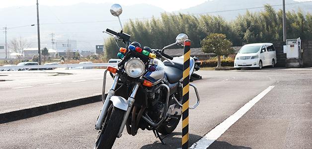普通自動二輪車(400cc以下)(MT)